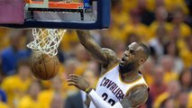 LeBron, Kyrie lead Cavaliers in Game 1 rout