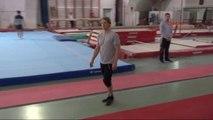 Hollandalı Şampiyon Cimnastikçi Olimpiyata Bolu'da Hazırlanıyor