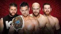WWE EXTREME RULES 2016 | Fatal 4 Way - The Miz Vs.