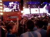 Nos no Hard Rock Calling em Londres em 28 de junho de 2008.