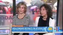 Jane Fonda, Lily Tomlin - Why we love playing 'Grace and Frankie'.