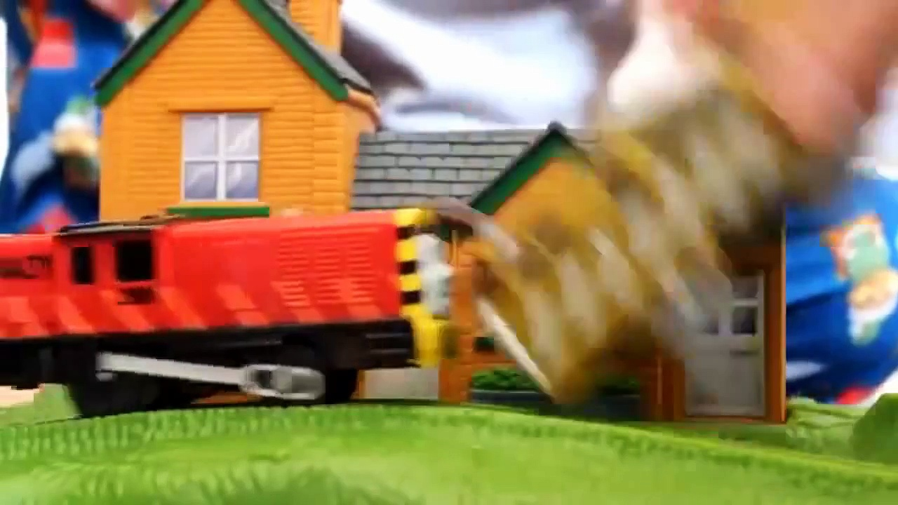 Trackmaster Fisher Price Diesel 10's House