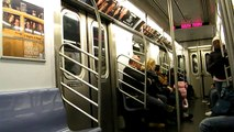 A ride on a R142 (1) Train from Rector St to New South Ferry