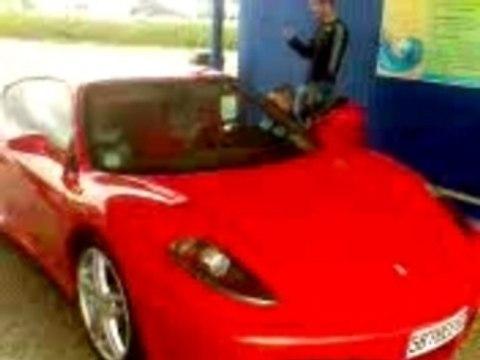Ferrari F430 de Steph
