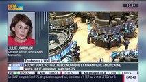 """Les tendances à Wall Street: """"On se retrouve face au mur avec le Brexit, la dette chinoise et les élections américaines"""", Julie Jourdan - 18/05"""