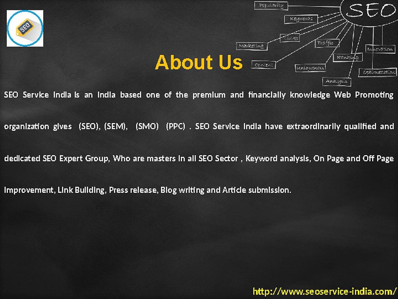 SEO Service India | Professional SEO Company Ahmedabad