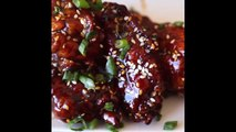 Chicken Wings 4 Ways: Honey BBQ Chicken Wings,Buffalo Chicken Wings,Teriyaki Chicken Wings,Garlic...