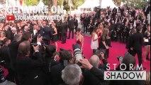 Bella Hadid sans culotte à Cannes