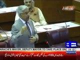 Mujeeb-Ur-Rehman Mouth Breaking Reply To Khawaja Asif To Compare Imran Khan with Nawaz Sharif