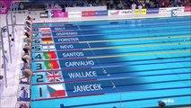 demi-finales 200m 4 nages H - ChE 2016 natation