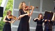 Amsterdam Sinfonietta in Vondelpark Amsterdam: Mozart Symphony nr. 29, Allegro moderato