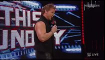 Dean Ambrose calls out Chris Jericho- WWE RAW 16th May 2016