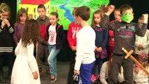 Camion des mots - Classe de CP/CE1 École élémentaire de Saint-Martin-de-Valamas (07)