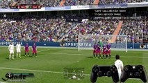 FIFA 16 Free Kick Tutorial   Xbox & Playstation   HD 1080p
