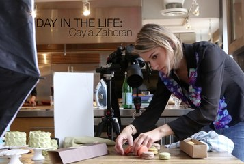 Day in the Life: Cayla Zahoran