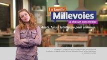 La Famille Millevoies, à chacun son métier : Anais, future toiletteuse pour animaux