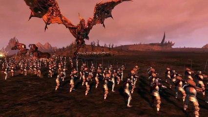Total War : Warhammer - Dragon du Chaos de Total War : Warhammer