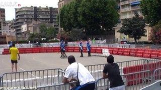 Match Rollersoccer Kids SHARKS vs FOND VERT_2 - Coupe de France 2010 @Marseille