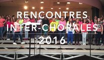 2016 Rencontres InterChorale ELEVES
