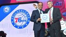 Philadelphia 76ers Get 1st Pick In NBA Draft, Dikembe Mutombo Predicted It with Tweet