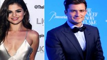 Selena Gomez spotted with Orlando Bloom at Las Vegas Nightclub - Katy Perry Quakes