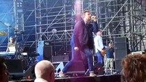 Blur - Girls & Boys live @ Rock in Roma  29/07/2013