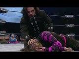 Matt Hardy Chokes out Jeff Hardy TNA iMPACT Wrestling 17 may 2016