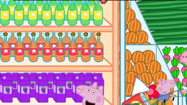 Peppa Pig Shopping  Full Game play  Best iPad app demo for kids0