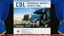 new book  CDL  Commercial Drivers License Exam CDL Test Preparation