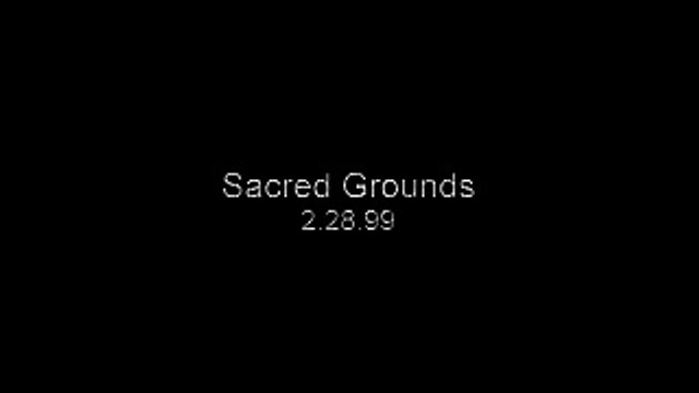 sound. at Sacred Grounds, February 28, 1999