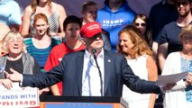 Is Donald Trump beefing up his foreign policy chops?