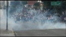Marchas opositoras por revocatorio en Venezuela son bloqueadas por fuerzas de seguridad