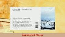 PDF  Abandoned Places Download Online