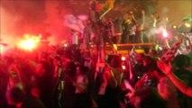 Beşiktaş Şampiyonluk Kutlamaları - Beşiktaş Meydanı