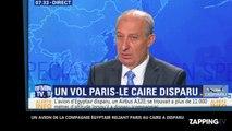 Un avion de la compagnie EgyptAir reliant Paris au Caire a disparu des radars, 15 Français à bord ! (vidéo)