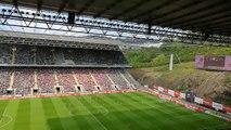 Sporting C P em Braga, verde e branco meu coração...