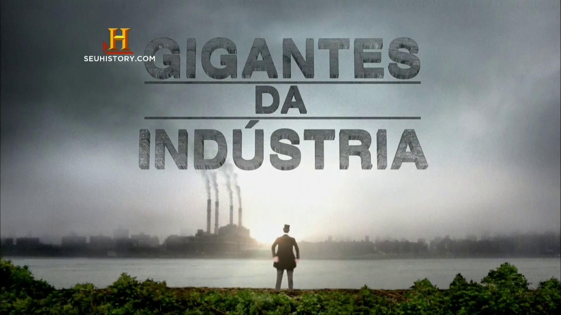 Gigantes da Indústria - Ep 1 Começa outra Guerra