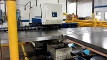 TRUMPF TC500R-1300W CNC PUNCH PRESS MACHINE FOR SALE - video
