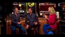 Helena Noguerra et Bruno Solo dans l'interview inversée de Noman Hosni