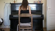 The Witcher 3 Wild Hunt - Hunt or Be Hunted piano cover
