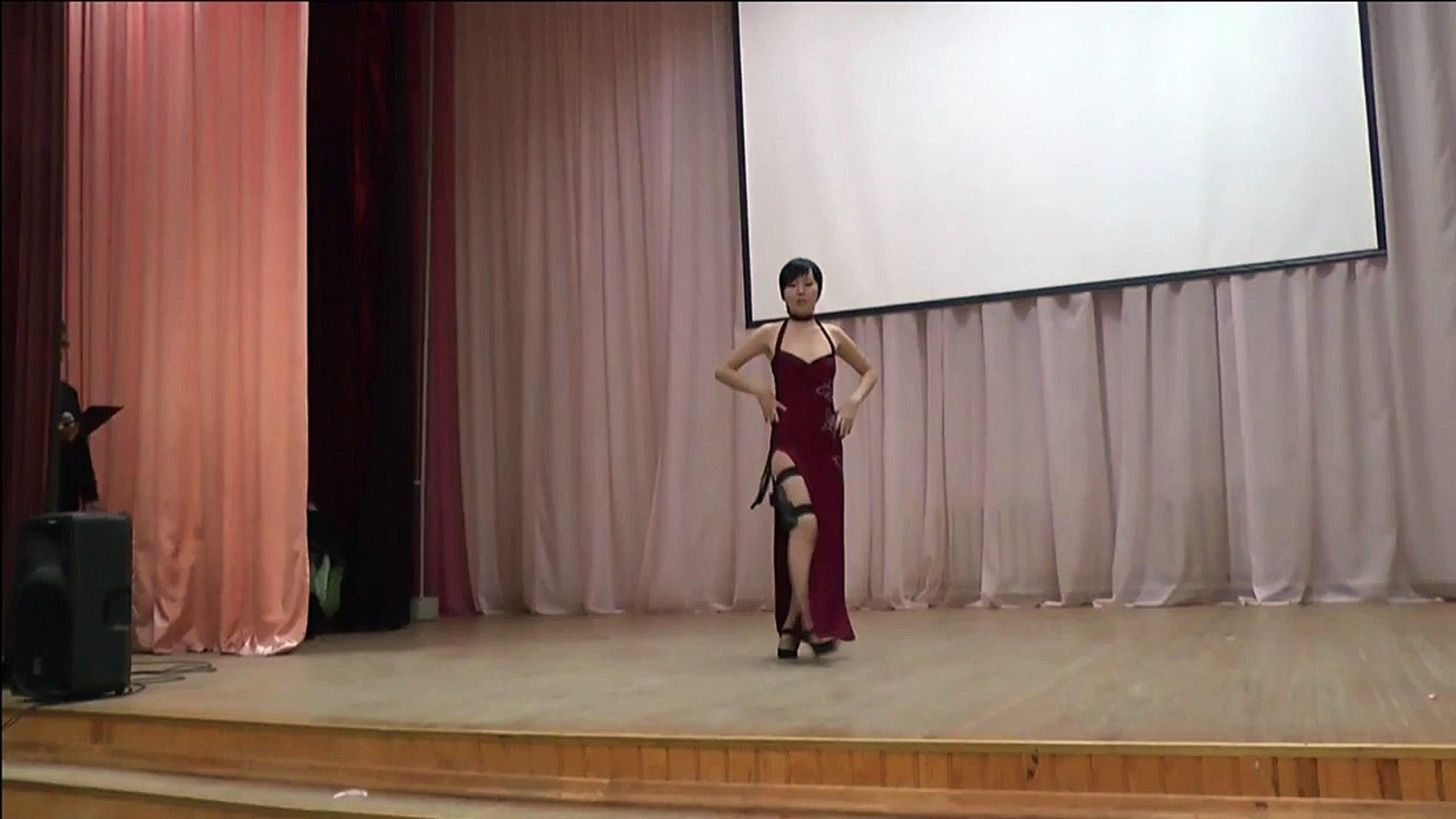 Аниме 38 (2013) 2-19  Татарова Екатерина - Ада Вонг (Обитель зла)