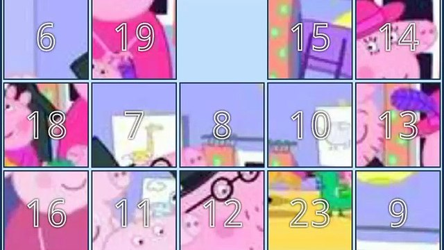 Puzzle #00 084 - Peppa Pig