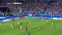 1-0 Olivier Giroud Goal HD - France vs Scotland 04.06.2016 HD