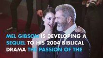 Mel Gibson resurrects Passion of the Christ