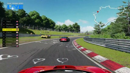 E3 2016 Gameplay Trailer #2 PS4  de Gran Turismo Sport