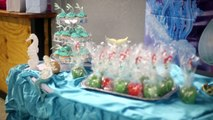 Creations By Lyn ''Lavish Events By Lyn'' Mermaid Under the Sea Themed Baby Shower