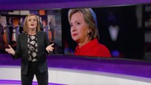 Late-night laughs: Hillary Clinton is the nominee