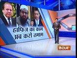 Shocking Revelation By Indian Media On Nawaz Sharif And Hafiz Saeed