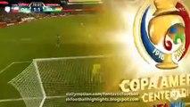 Alexis Sánchez Super Free-Kick - Chile 1-1 Bolivia 10.06.2016