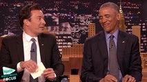 President Obama Mocks Hillary Clinton on Jimmy Fallon Show